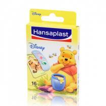 Beiersdorf HANSAPLAST náplast Junior Winnie Pooh 16 ks