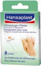 Beiersdorf HANSAPLAST náplast na kuří oka 8ks