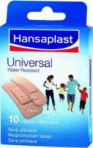 Beiersdorf HANSAPLAST náplast voděodolná Universal 10ks
