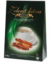 DNM Zelená káva se skořicí 50 g