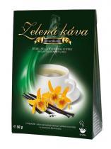 DNM Zelená káva s vanilkou 50 g