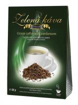 DNM Zelená káva s kardamonem 50g
