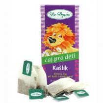 Dr. Popov Dětský bylinný čaj Kašlík 30 g