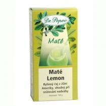 Dr. Popov Čaj Maté Lemon 100g