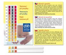 Finclub pH proužky 2 ks