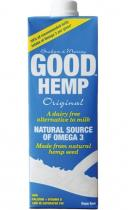 Good Hemp Konopná alternativa kravského mléka 1000 ml