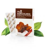 Hawlik Vitalpilze Auricularia extrakt + prášek 60 kapslí