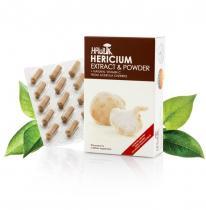Hawlik Vitalpilze Hericium extrakt + prášek 60 kapslí