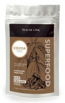 Health Link Bio Kakaové boby nepražené drcené Raw 250 g