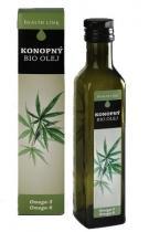 Health Link Bio Konopný olej 250 ml