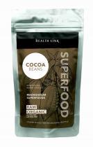 Health Link Bio Nepražené kakaové boby Criollo z Madagaskaru Raw 250 g
