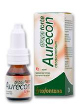 Herb-Pharma Aurecon ušní kapky Forte 10 ml