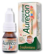 Herb-Pharma Aurecon ušní kapky Junior Forte 10 ml