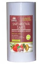 Iswari Bio Snídaňová směs Maca, Moruše & Jahoda 800 g