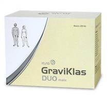 Klas GraviKlas Duo male 120 tbl.