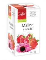 Mediate Apotheke Malina a jahoda 20x2g