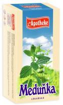 Mediate Apotheke Meduňka lékařská čaj 20x1.5g