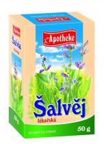 Mediate Apotheke Šalvěj lékařská - nať sypaný čaj 50 g