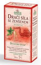 Valdemar Grešík Dračí síla se ženšenem čaj sypaný 50 g Devatero bylin