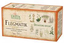 Valdemar Grešík Flegmatik čaj n.s. 20x1.5g Devatero bylin