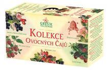 Valdemar Grešík Kolekce Ovocných čajů 5 x 4 n.s.