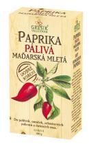 Valdemar Grešík Paprika pálivá maďarská mletá 100 g