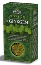 Valdemar Grešík Zelený čaj s ginkgo sypaný 70 g