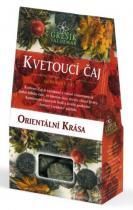 Valdemar Grešík Orientální krása kvetoucí čaj v krabičce 4 ks