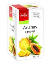 Mediate Apotheke Ananas a papája 20x2g