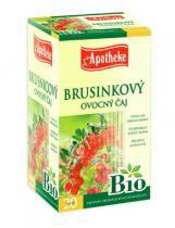 Mediate Apotheke Bio Brusinkový ovocný čaj 20x1,8g