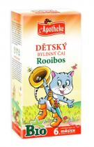 Mediate Apotheke Bio Dětský bylinný čaj Rooibos 20x1.5g