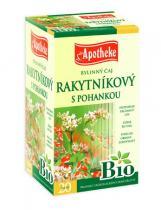Mediate Apotheke Bio Rakytníkový čaj s pohankou 20x1,5g