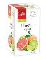 Mediate Apotheke Limetka a grep čaj 20x2g