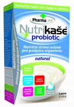 Mogador Nutrikaše probiotic - natural 180 g (3 x 60 g)