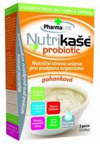 Mogador Nutrikaše probiotic - pohanková 180 g (3 x 60 g)