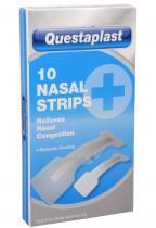 Qest Personal Care Eva Cosmetics Náplasti proti chrápání 10 ks