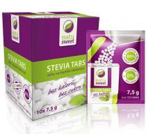 Reisenberger Natusweet Stevia tabs tablety sáček na doplnění dávkovače 7,5g
