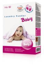 Saly Baby Univerzální prací prostředek na dětské prádlo Purpur 1,6 kg