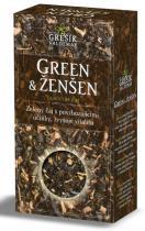 Valdemar Grešík Green & Ženšen sypaný 70 g