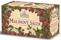 Valdemar Grešík Malinový šálek ovocný čaj n.s. 20x2g