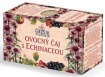 Valdemar Grešík Ovocný čaj s echinaceou ovocný čaj n.s. 20x1.5g