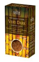 Valdemar Grešík Cukr Very Dark třtinový přírodní tmavý 300 g