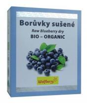 Wolfberry Bio Borůvky sušené 50 g