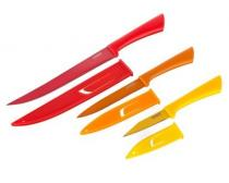 BANQUET Flaret Colore 3 dílná sada nožů