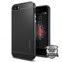 Spigen Neo Hybrid Metal Slate pro iPhone SE / 5s / 5 (041CS20253)