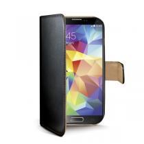 CELLY Wally pro Samsung Galaxy S5 černá (WALLY390)