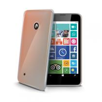 CELLY Gelskin pro Nokia Lumia 530 bezbarvé (GELSKIN427)