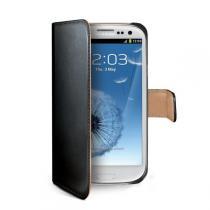 CELLY Wally pro Samsung Galaxy S3 / S3 Neo černá (WALLY232)