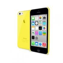 CELLY Gelskin Yellow pro Apple iPhone 5C