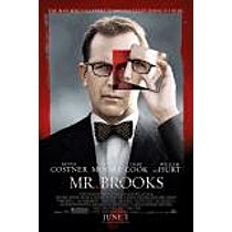 Mr. Brooks DVD